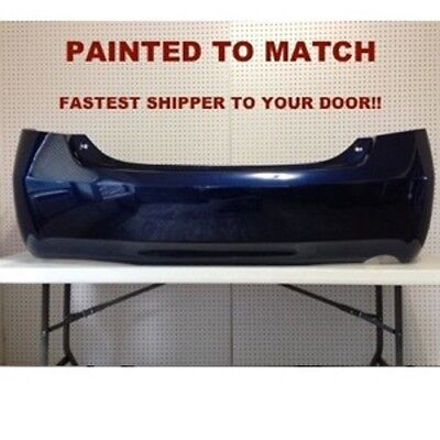 NEW fits 2007 2008 2009 2010 2011 Toyota Camry Rear Bumper Cover Painted