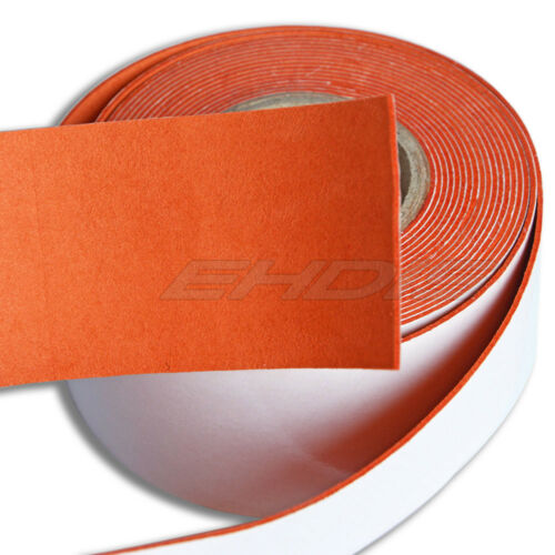 Soft Felt for Squeegee 500cm Suede Felts Self-Adhesive Tape Scratch Free UK SHIP