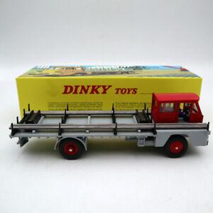 Atlas-Dinky-Toys-885-CAMION-SAVIEM-S7-PORTE-FER-Ring-iron-1-43-Diecast