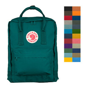 Image Is Loading Fjallraven Classic Kanken Backpack Bag Authentic Many Colours
