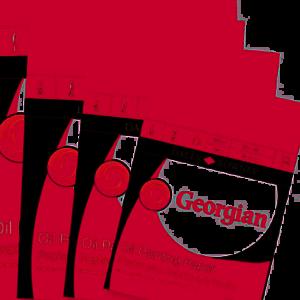 Daler Rowney Georgian Aceite Cojín de papel A5 A4 A3