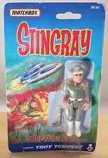 STINGRAY TROY TEMPEST ACTION FIGURE MATCHBOX 1992 SEALED NEW VINTAGE MOC MINT