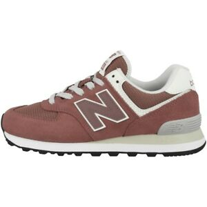 NEW-BALANCE-WL-574-CRC-Scarpe-Da-Donna-Sneaker-Sportive-Scarpe-da-Ginnastica-Dark-Oxide-wl574crc