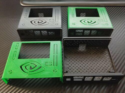 3D Printed NVIDIA Jetson Nano Case