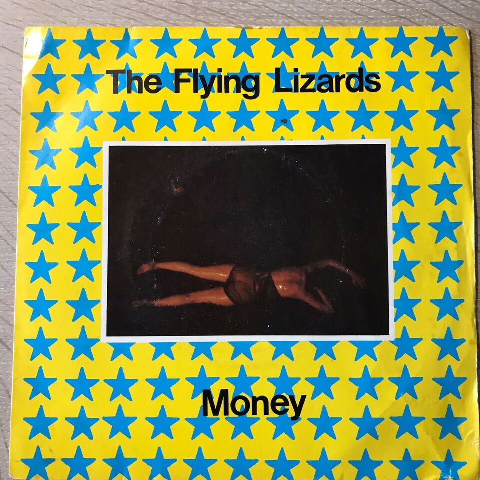 Single, The Flying Lizards, Money