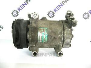 RENAULT-CLIO-II-PH2-1-2-16-V-2001-2006-aria-condizionata-A-C-Pompa-Compressore-8200037058
