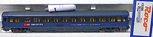 SBB-Bcm-61-85-50-90-103-6-2te-Klasse-Roco-45306-H0-1-87-L-1-100-NEU-OVP-KC1