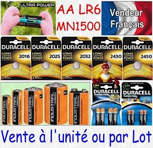 Piles-DURACELL-ULTRA-POWER-TURBO-MAX-LR6-LR06-AA-MN1500-a-l-039-unite-ou-par-Lot