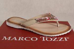 Marco-Tozzi-Mulas-de-Dedos-Sandalias-Pantuflas-27109-NUEVO