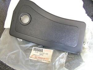 Yamaha-XJ650LJ-XJ650-Turbo-XJ-650-Fairing-Pocket-Lid-cover-16G-28396-00-New-NOS