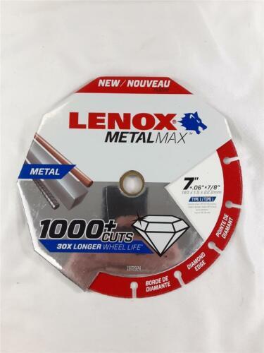 "NEW Lenox Metal Max 7/"" x.06/"" x 7//8/""  Saw Blade 1972924  Type 1"