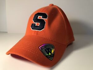 latest discount latest design wholesale dealer NWT Top of the World Syracuse Orange Primary Logo Staple Baseball ...