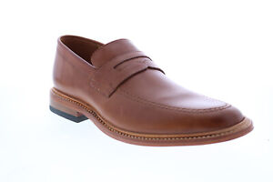 Bostonian No.16 Soft Way 26149038 Mens Brown Loafers & Slip Ons Penny Shoes 8