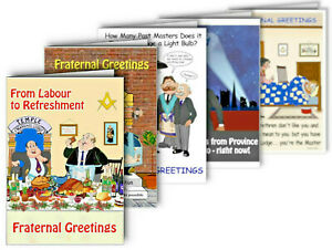 Greeting-Cards-with-Masonic-Humour-Pack-of-5-different-Humour-card-portrait