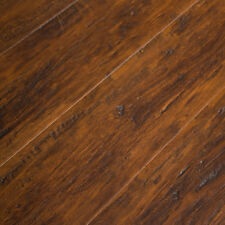 12.3mm Laminate Wood Flooring Feather Step Heritage Mesquite 3300-SAMPLE