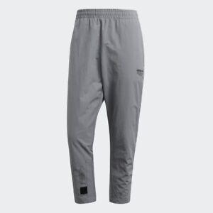 pantaloni tuta grigia adidas