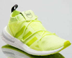 Details about NWT WOMENS ADIDAS B28111 ARKYN FLUORESCENT VOLT YELLOW RUNNING SHOES SIZE 11