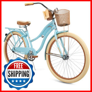 Huffy Nel Lusso 26 inch Cruiser Bike Blue READY TO SHIP