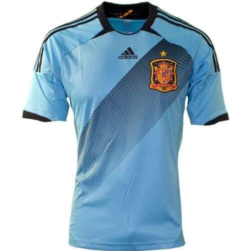 BNWT Adidas Spain Jersey shirt EURO 2012 Rare