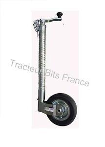 HonnêTeté Roue Jockey Goupille Clip,charge Max 300kg(adaptable Ifor Williams P0475) #5225 Haute RéSilience