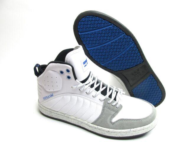 SUPRA Stevie Williams S1w Mid Skate Shoe -men s White Gunny Tuf ... e44297e96