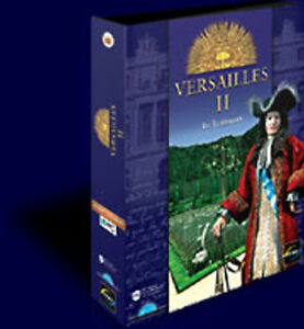 Versailles-II-Testament-of-the-King-Authentic-Historical-Adventure-NEW-in-Box