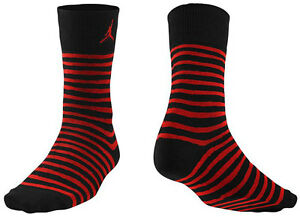 01e33cf5a905cf Air Jordan Retro 10 X Chicago Black Red Limited Elite Socks Men s 6 ...