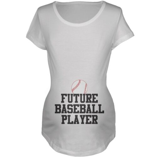 Future Baseball Player Maternity Shirt