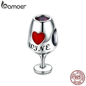 Bamoer-European-S925-Sterling-Silver-charm-Enamel-amp-CZ-Wine-glass-For-Bracelets