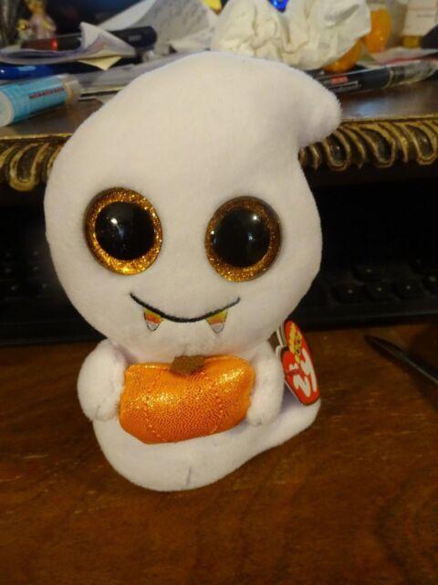 83e2e047fc7 Ty Beanie Boos Plush Scream 6 Inch Halloween Ghost 2017 Super Cute ...