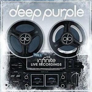 DEEP PURPLE - THE INFINITE LIVE RECORDINGS (LIMITED PURPLE 3LP)  3 VINYL LP NEU