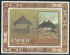 Südafrika aus 1995 ** postfrisch Block 40 - 50 Jahre UNESCO!