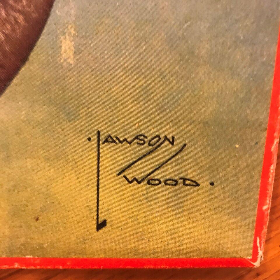 Lawson Wood træpuslespil , puslespil