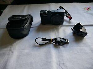 Panasonic LUMIX DC-TZ90 / DC-ZS70 20.3MP Digital Camera - Black