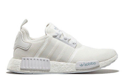 purchase cheap 259ff 95e34 Adidas NMD_R1 - S79166 Triple White Boost Size 8.5 4055341136464 | eBay