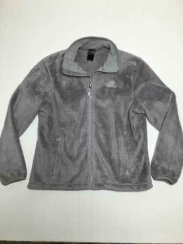 Women's North Face Fleece Monkey Fur Coat Jacket X
