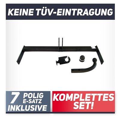 Anhängerkupplung fest Für Volvo V40 5-Tür auch CROSS COUNTRY ab 2012+E-SATZ 7p