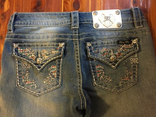 28 tagliati Jeans Super Me Cute taglia Euc Miss tqXwTT