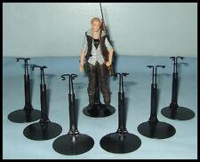 """Dawn tall Nancy Ann 1 Kaiser 1175 Black Metal Doll Stand fits 6/"""" Dolls"""