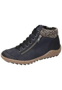 Rieker-M2941-00-Stiefel-Stiefeletten-Damenschuhe-blau-Gr-36-42-Neu16