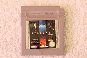 Stargate-Gameboy