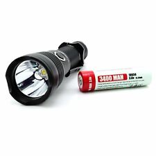 ThruNite TC10 V2 CW Micro-USB Interface Rechargeable Tactical LED Flashlight,