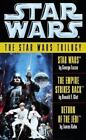 Star Wars Trilogy by James Kahn, Donald F. Glut and George Lucas (1993, Paperback)