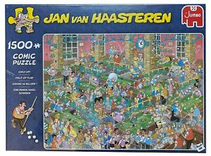 Jan van Haasteren - Chalk Up - 1500pc Jigsaw Puzzle