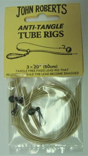 John Roberts Anti-Tangle Tube Rigs Karpfenangeln