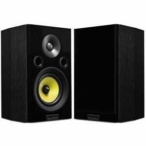 Fluance-Signature-Series-HiFi-Two-way-Bookshelf-Surround-Sound-Speakers-HFS