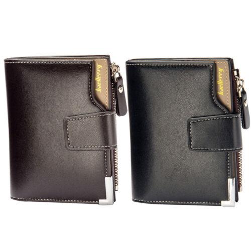Man Wallet Purse Card Holder Short Wallet for Men Quality Money Bag Male UK