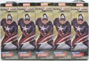 Marvel-HeroClix-Captain-America-and-the-Avengers-Booster-Brick-NEW-SEALED