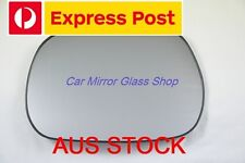 LEFT PASSENGER SIDE TOYOTA RUSH 11/2008-11/2009 MIRROR GLASS WITH BASE