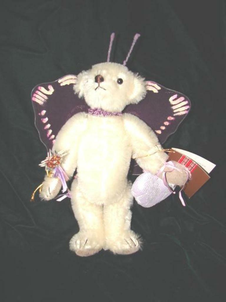 Teddy Bear BY Gorham Beverly Port Limited Edition Teddy Bear Bp  No.7
